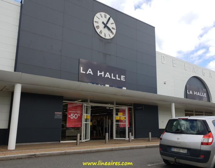 Les magasins La Halle aiguisent l'appétit des enseignes alimentaires