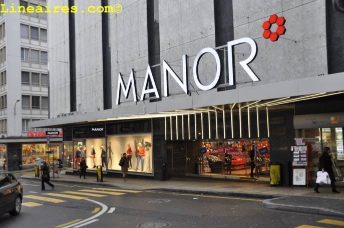 Manor Food Genève
