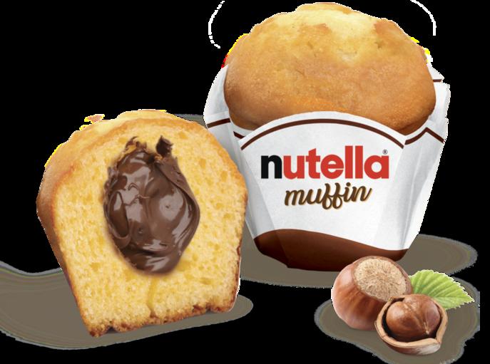 Nutella lance ses muffins au rayon boulangerie