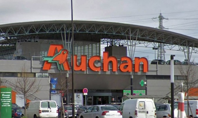 Auchan Villetaneuse - Photo Google Maps