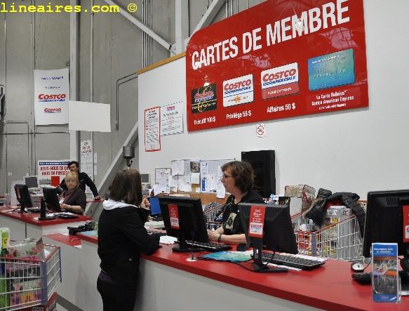 Nouvelle déconvenue pour Costco en France