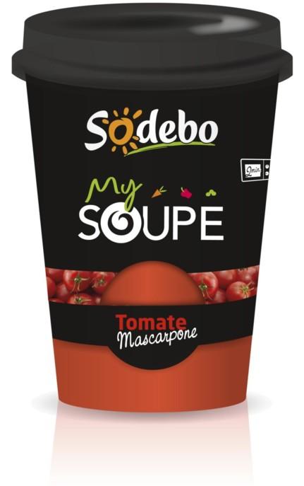 Sodebo se lance sur les soupes