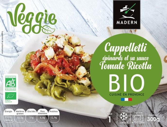 Madern Cuisine Des Plats Veggie Et Bio Les Produits Lineaires