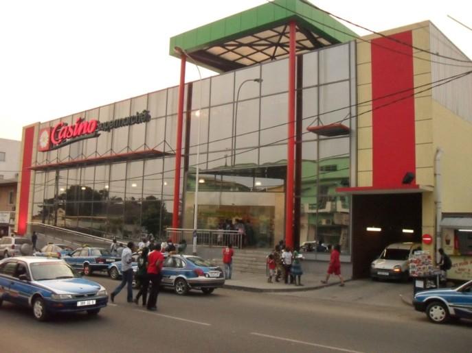 Le Casino de Pointe noire au Congo-Brazzaville