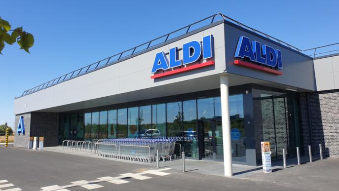 Un magasin Aldi