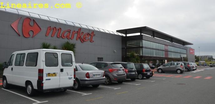 """Carrefour : 70 supers passeront """"Market"""" en 2013"""