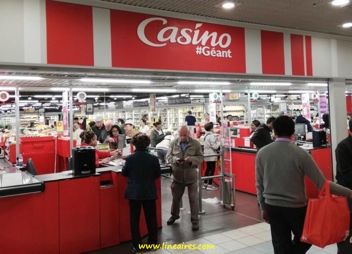 Un hypermarché Casino #Géant
