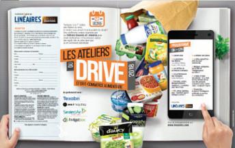 Les Ateliers du drive et du e-commerce alimentaire