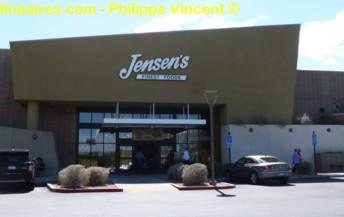 Jensen's Finest Foods : un supermarché premium à Palm Springs