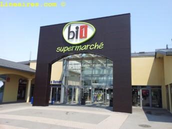 Le magasin Bi1 de Veigy-Foncenex (74)