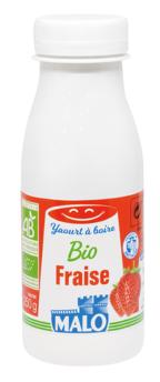 Malo yaourt à boire bio