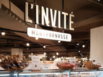 Monoprix : moins d'audaces à Montparnasse