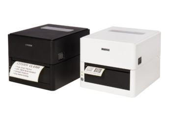 Citizen lance une imprimante d'étiquettes compacte connectée