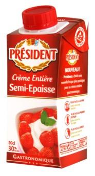 Président crème