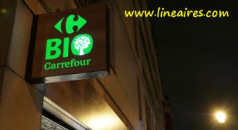 Comment Carrefour Bio se redonne des airs de spécialiste