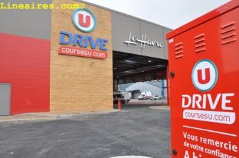 Le U drive solo du Havre