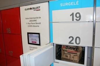 Premier bilan des casiers d'Intermarché