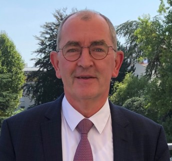 Thierry Meyer, nouveau président d'Inaporc. Photo : Inaporc.