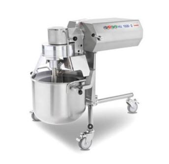 Industrade présente sur le salon Europain un nouveau robot de cuisine polyvalent