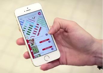 Carrefour et Philips inventent le GPS qui marche à la lumière
