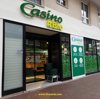 Casino #Bio, nouvelle carte du portefeuille proxi de Casino