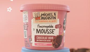 Michel & Augustin révolutionne son Incroyable mousse au chocolat