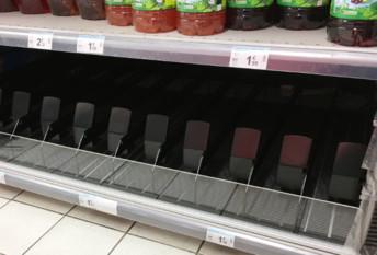 VKF Renzel optimise le facing des bouteilles et produits frais
