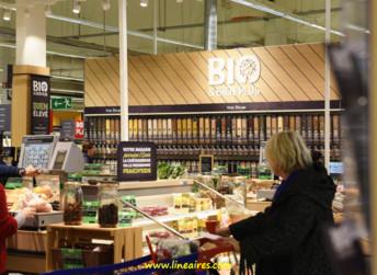 Carrefour très circonspect sur les nouveaux produits génétiquement modifiés