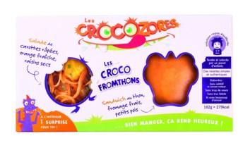 Crocozores