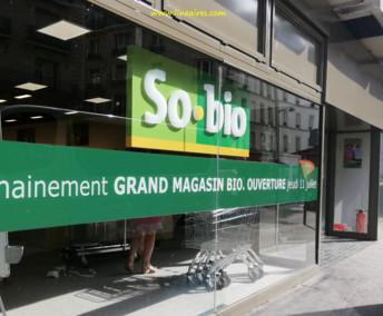 Exclusif : avec So.bio, Carrefour ouvre le plus grand magasin bio de Paris