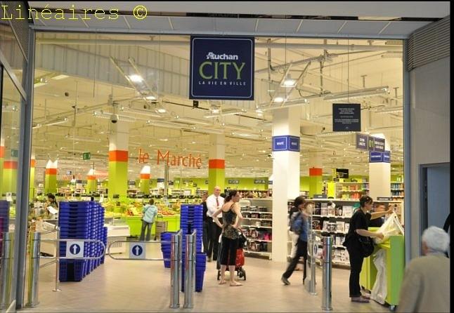 Auchan City Entrez Dans Le Premier Hyper Urbain Du