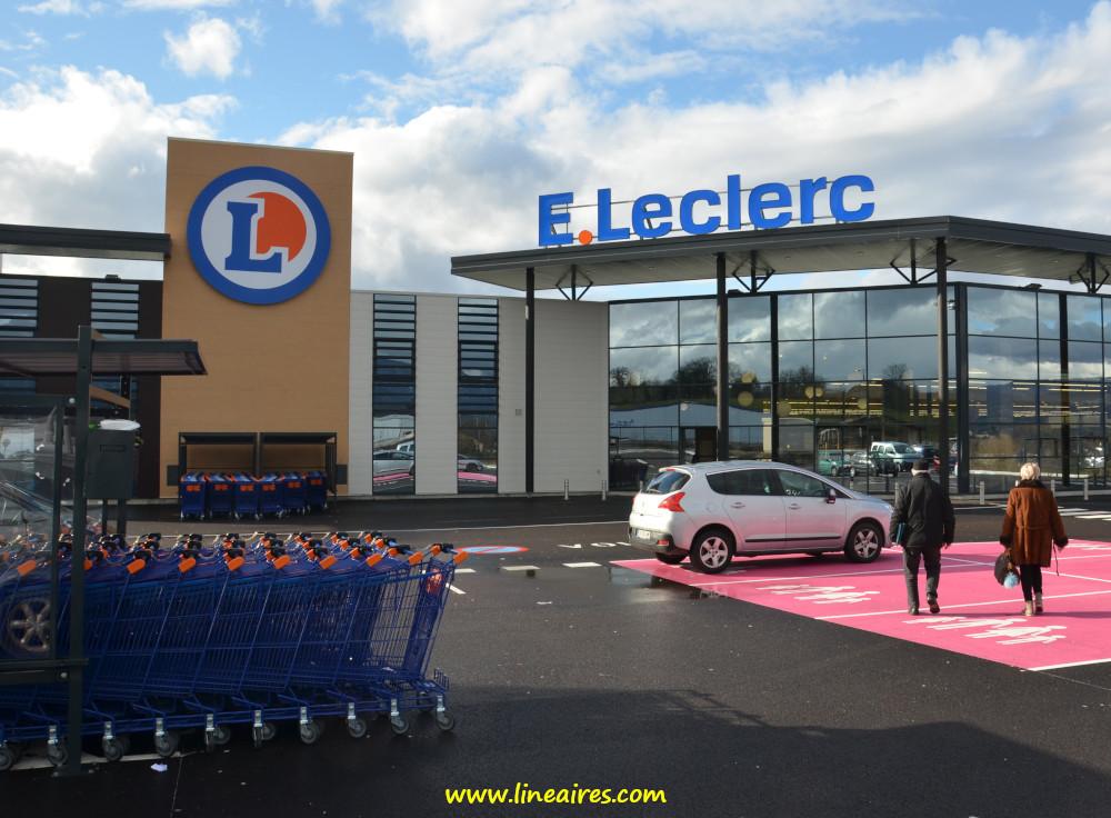 Leclerc double sa croissance en 2019