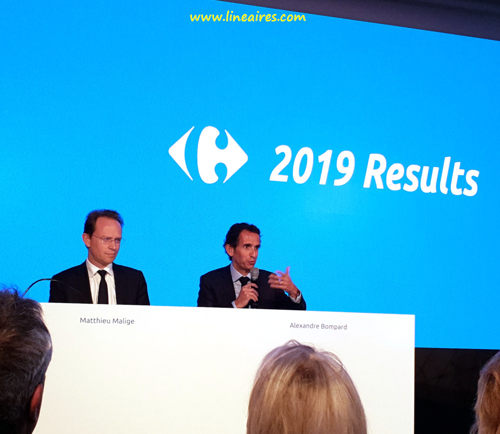 Carrefour : le retour à la rentabilité se confirme