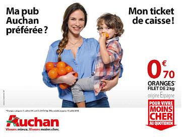 Auchan et Système U lancent l'offensive sur les prix