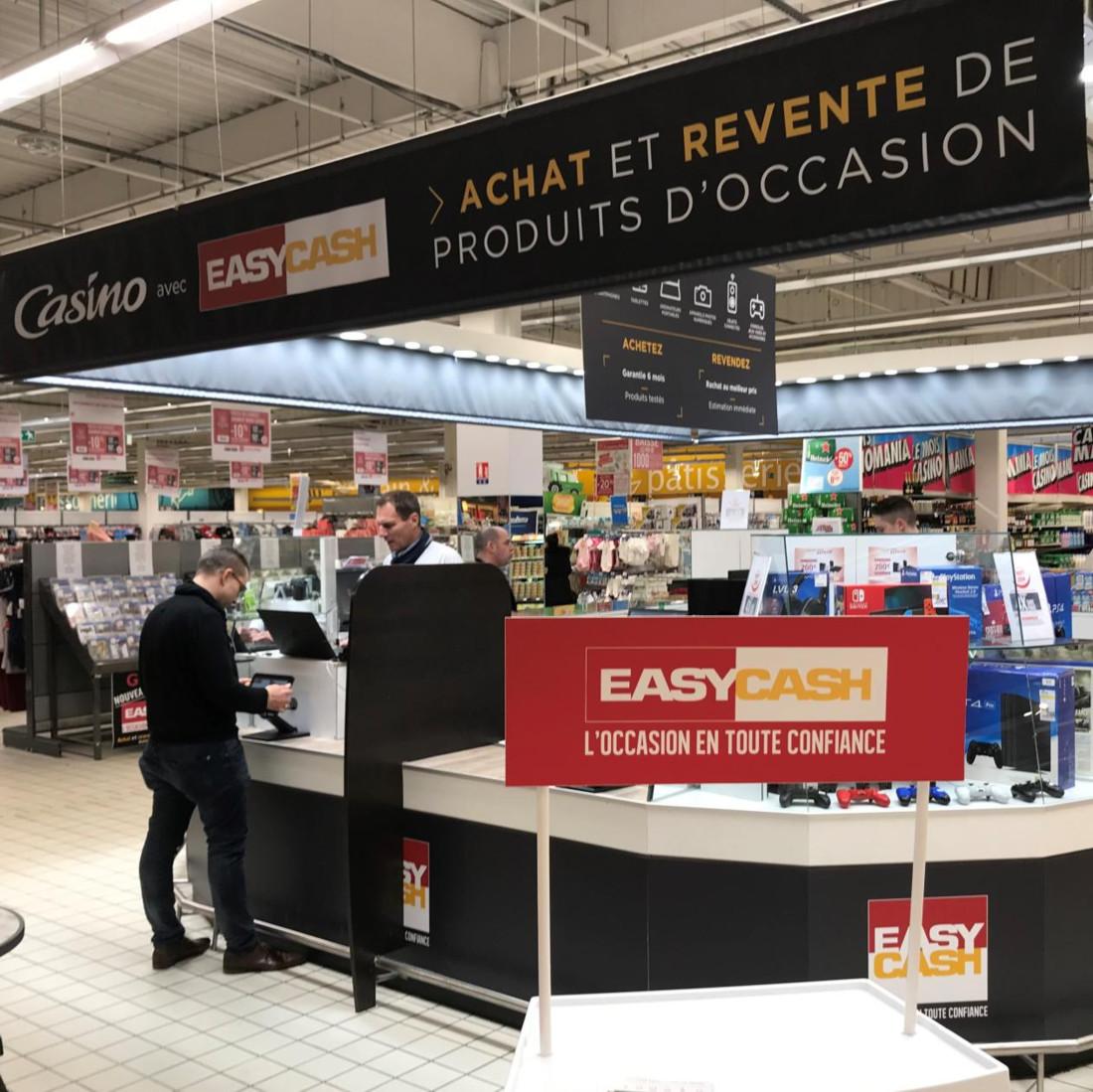 Leclerc, Carrefour, Casino, Auchan : les GMS sautent sur le marché de l'occasion