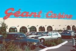 Geant Devient Geant Casino Les Magasins Lineaires