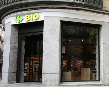 Carrefour Bio arrive en Espagne