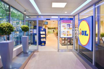 Le chiffre d'affaires de Lidl dans le monde dépasse désormais celui de Carrefour