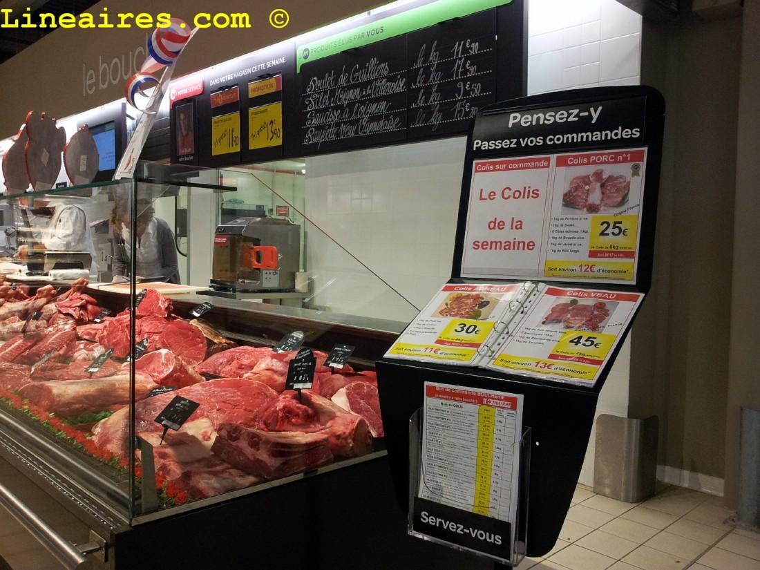 Market boucherie