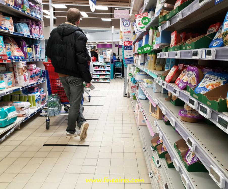 Qu'achètent les Français durant le confinement ?