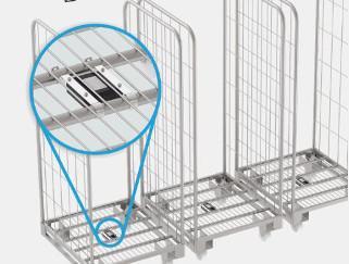Carrefour traque ses chariots de livraison avec Invoxia