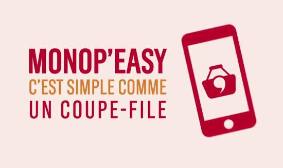 500 magasins Monoprix proposent l'encaissement sur smartphone