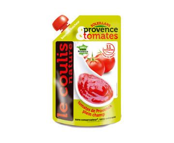 Soleillans a été primée pour son coulis de tomates cerises bio