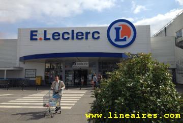 Leclerc Bois d'Arcy, premier hyper de l'enseigne, est numéro 31 au Top 100 de Linéaires.