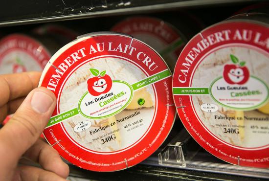Gueules Cassées chez Carrefour: incompréhensible