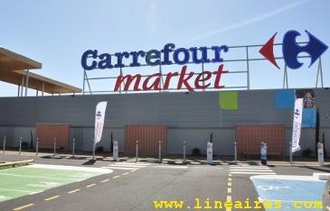 Les supermarchés Carrefour Market continuent d'afficher une croissance confortable