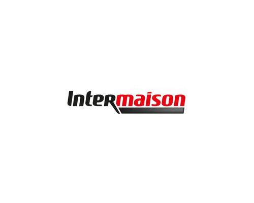Le logo de la marque Intermaison, récemment déposée par Les Mousquetaires.