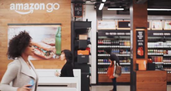 Amazon invente le magasin zéro contact