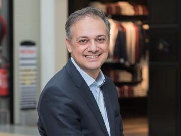 Ali Khosrovi, nouveau patron d'Auchan France
