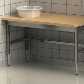 Ajus'table, la table à hauteur réglable de Sofinor